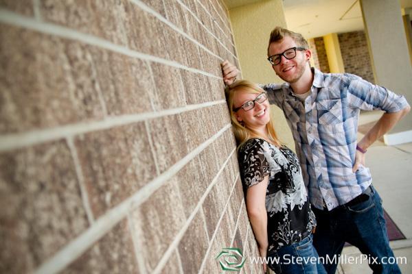 Sloppy Taco Palace Orlando E-Sessions | Metrowest Engagement Session Photographers | Woodcliff Wedding Photographers