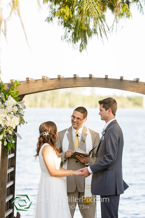Paradise Cove Orlando Outdoor Weddings